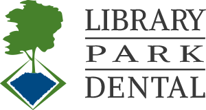 Library Park Dental logo